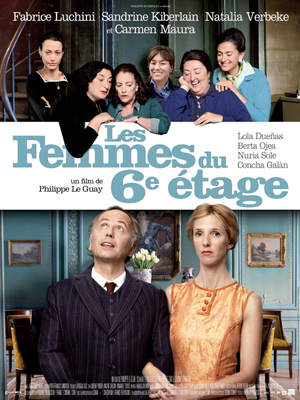 Les Femmes du 6e tage