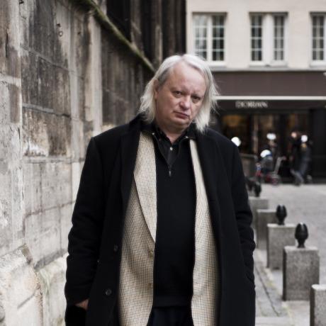 Philippe Manoury par Pascal Bastien