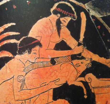 Érotique grec