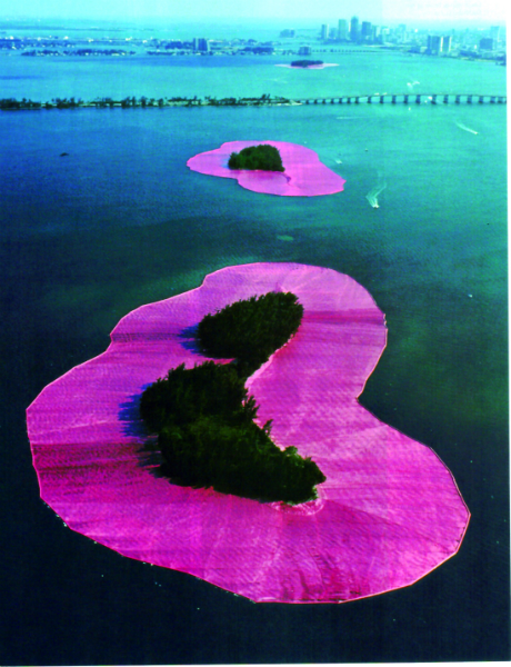 Christo_Surrounded Islands