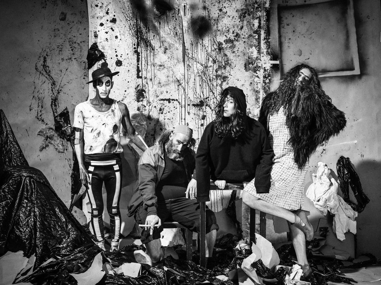 Danse macabre de Martin Zimmermann, jeu de clown à la vie à la mort